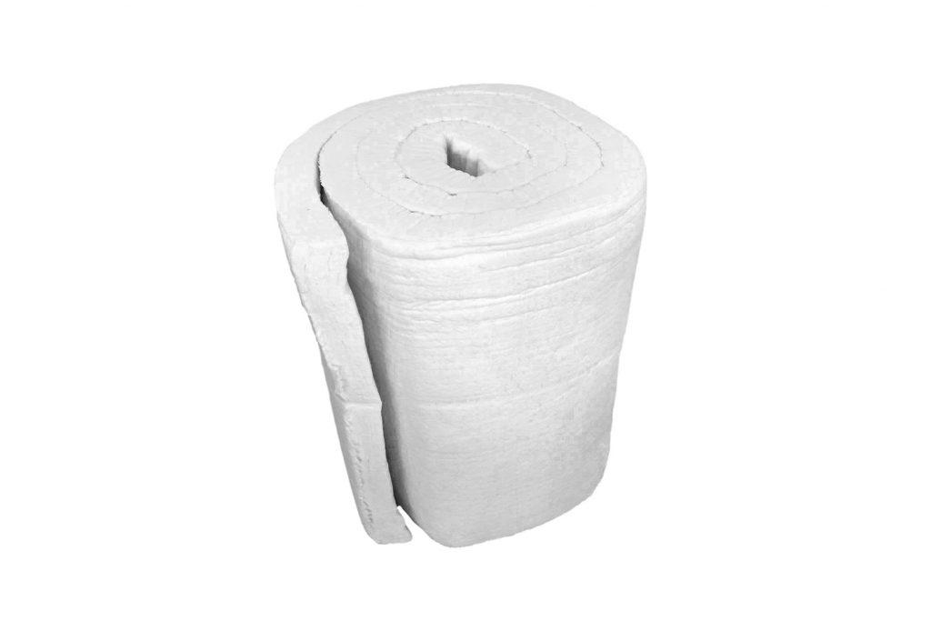 Keramikfasermatte für Hochtemperatur Isolierung